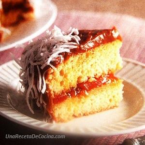 Receta de Torta de albaricoque