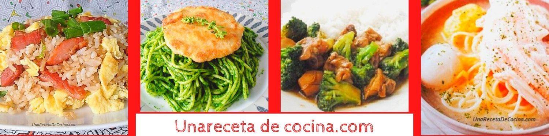 Una Receta de Cocina