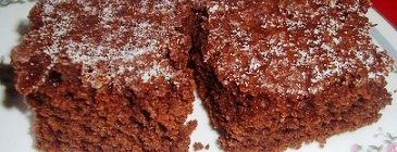 BROWNIES DE QUINUA