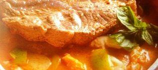 Receta de Chupe de Pallares con Carne de Pecho