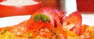 Receta de Picante de mariscos