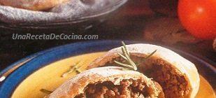 Receta de empanada criolla